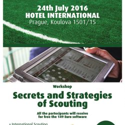 LFScouting workshop Praga CEE Cup 2016