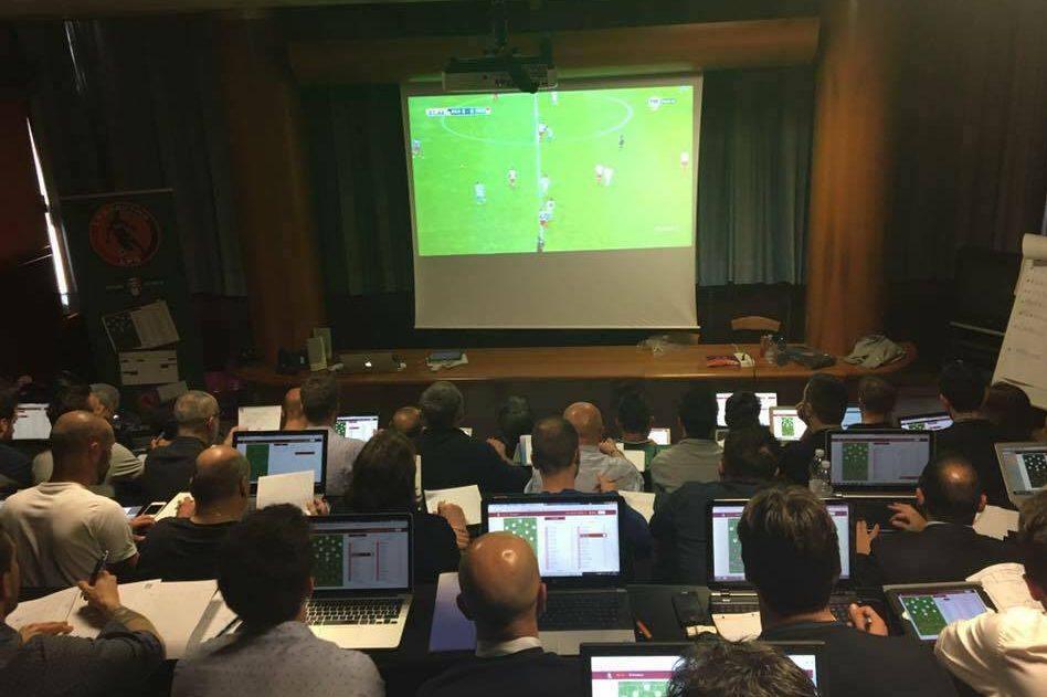Osservatore Calcistico Prova Pratica scouting con LFS