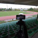 Telecamera per la match analysis