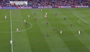 Study analysis of Barcelona