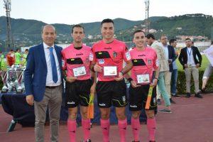 Giovanni Bisogno - presidente del Torneo